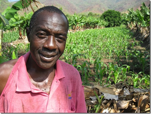 bwana somba and maize I - small